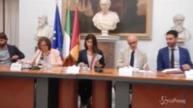 """Raggi: """"Piazza dei Navigatori a Roma è un esempio di democrazia partecipata"""""""
