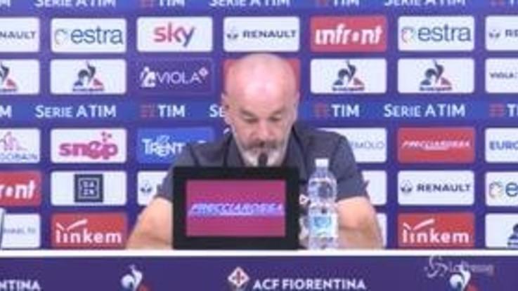 """Fascia da capitano in memoria di Astori, Pioli: """"Grazie alla Lega Calcio per averlo concesso"""""""
