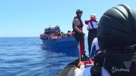 Migranti, in 184 sbarcano a Lampedusa