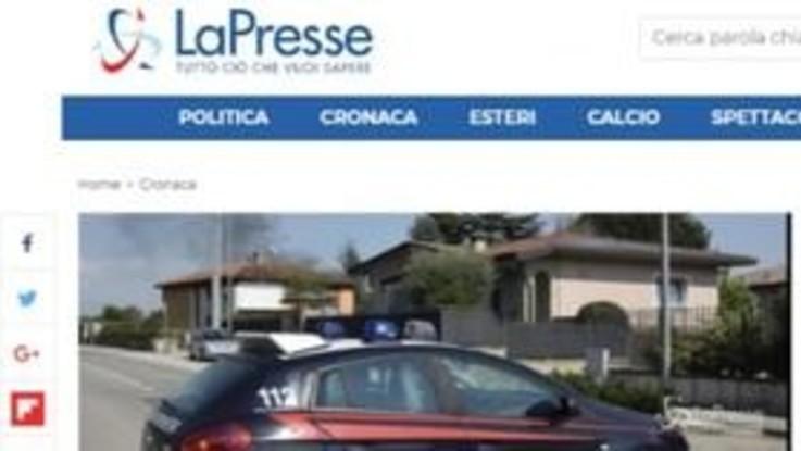 Firenze: 34enne uccide il figlio di un anno