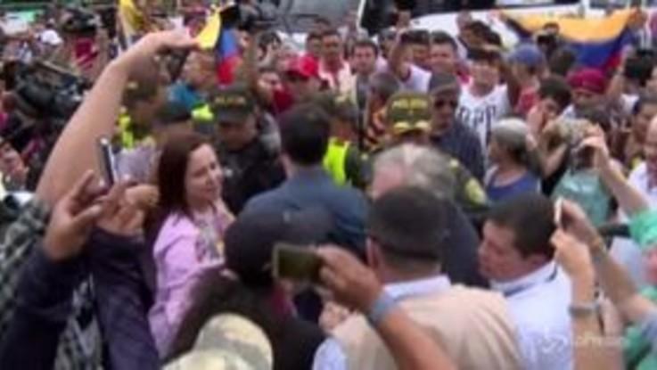 Venezuela: si fa strada l'ipotesi dell'intervento militare