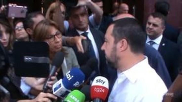 """Manovra, Salvini: """"Prima la crescita e poi i vincoli"""""""