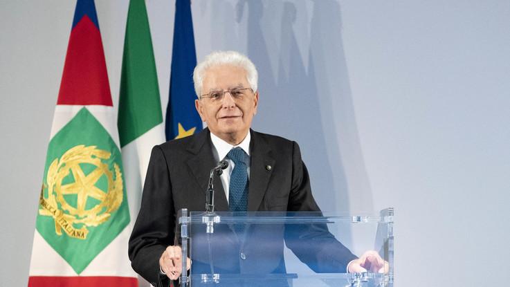 """Mattarella: """"Libertà di stampa imprescindibile per la democrazia"""""""