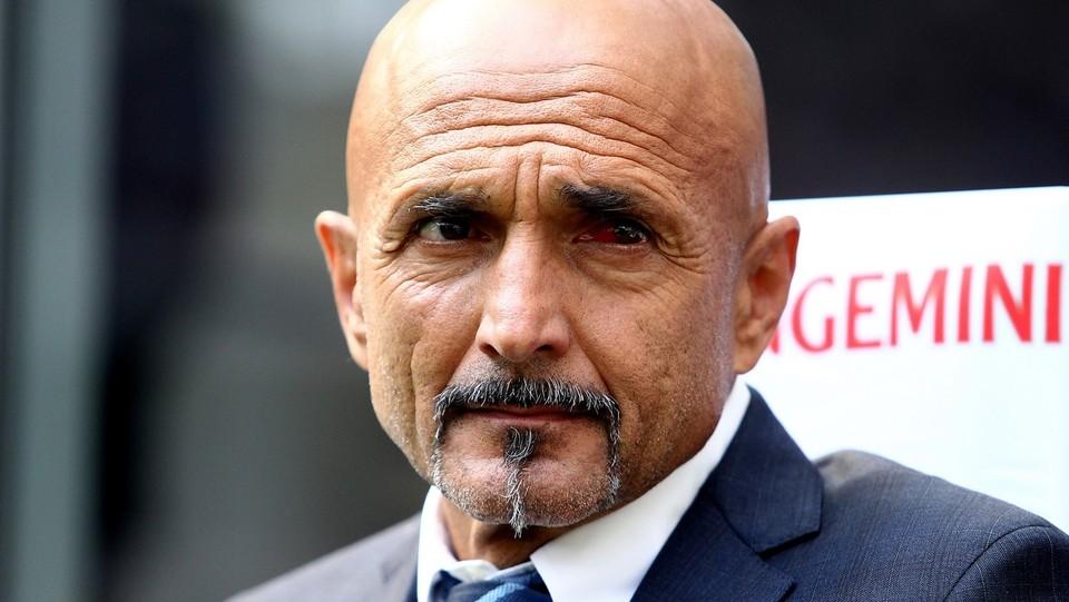L'allenatore dell'Inter, Luciano Spalletti ©