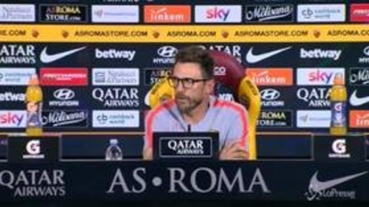 """Di Francesco: """"Dobbiamo ritrovare cattiveria"""""""