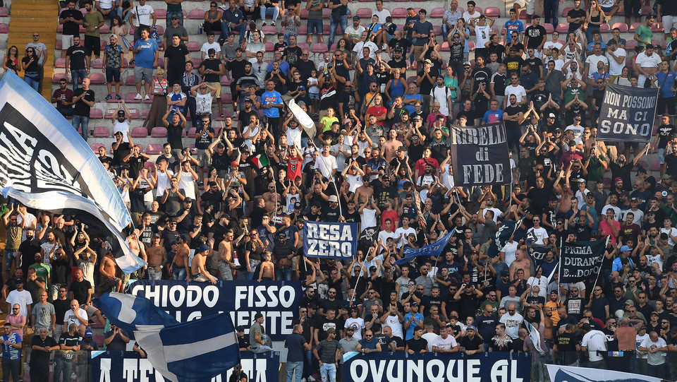 I tifosi del Napoli ©