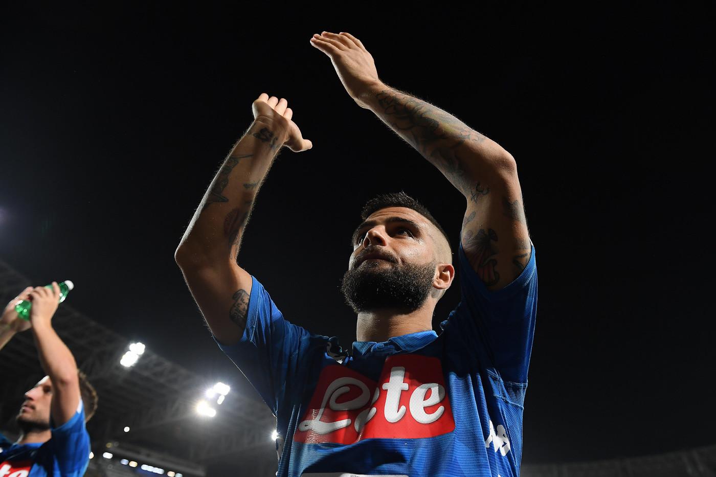 Le pagelle di Napoli-Fiorentina 1-0: Insigne freddo, Simeone flop