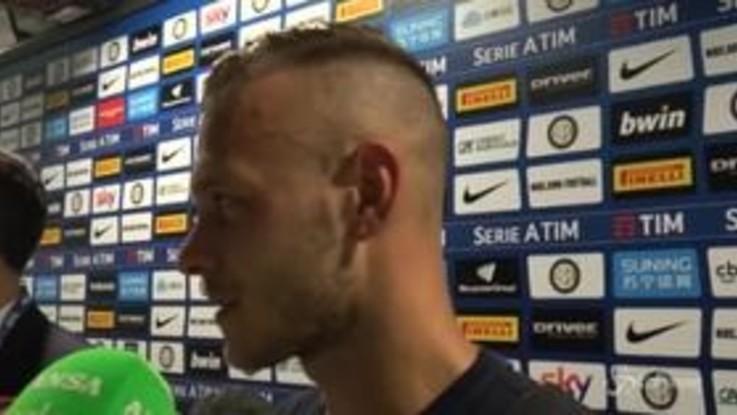 """Dimarco, matador dell'Inter: """"Ancora non ci credo, ora sono a Parma ma in futuro chissà"""""""