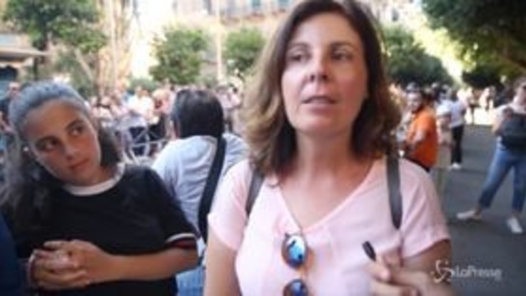 "Bergoglio in Sicilia, i palermitani: ""Esperienza bellissima"""