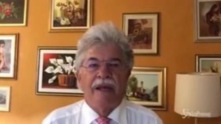 """Il ritorno di Antonio Razzi in tv: """"'Ringomincia' il mio programma"""""""