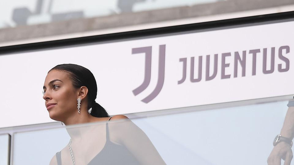 Georgina Rodriguez, fidanzata di Cristiano Ronaldo ©