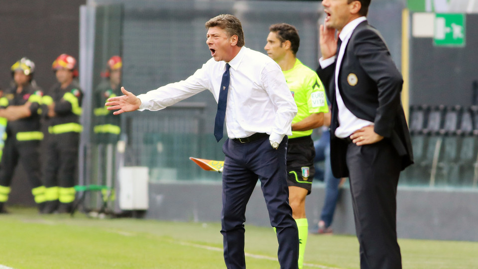 L'allenatore del Torino, Walter Mazzarri ©