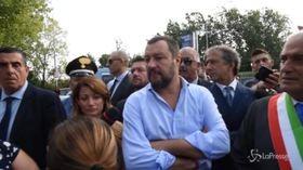 """Salvini al grattacielo multietnico, lo sfogo dei cittadini: """"Mi hanno aggredito"""""""