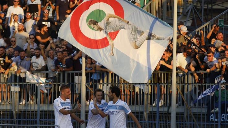 Serie A, alla Lazio basta Parolo: Empoli lotta ma cade 1-0