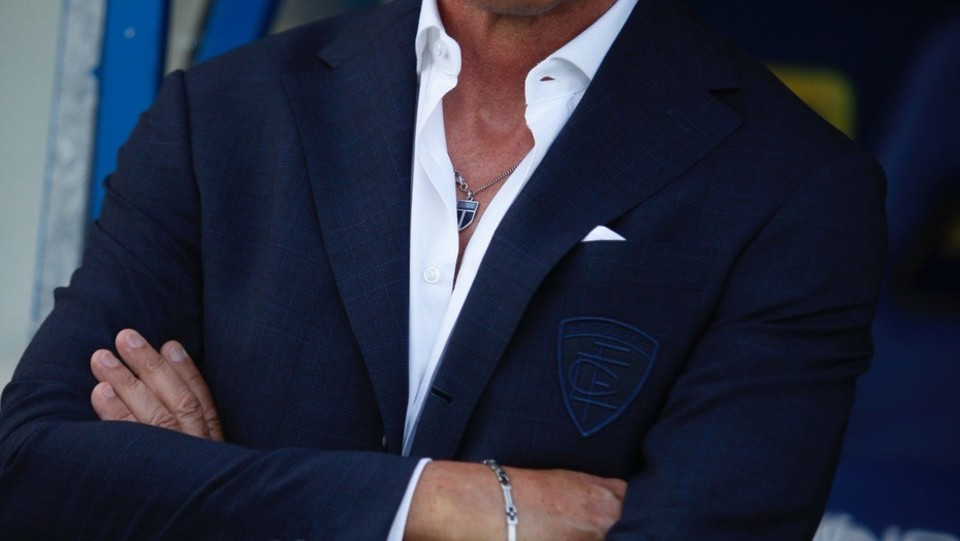 Aurelio Andreazzoli, allenatore dell'Empoli ©