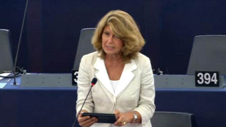 Silvia Costa Parlamento Europeo direttiva copyright