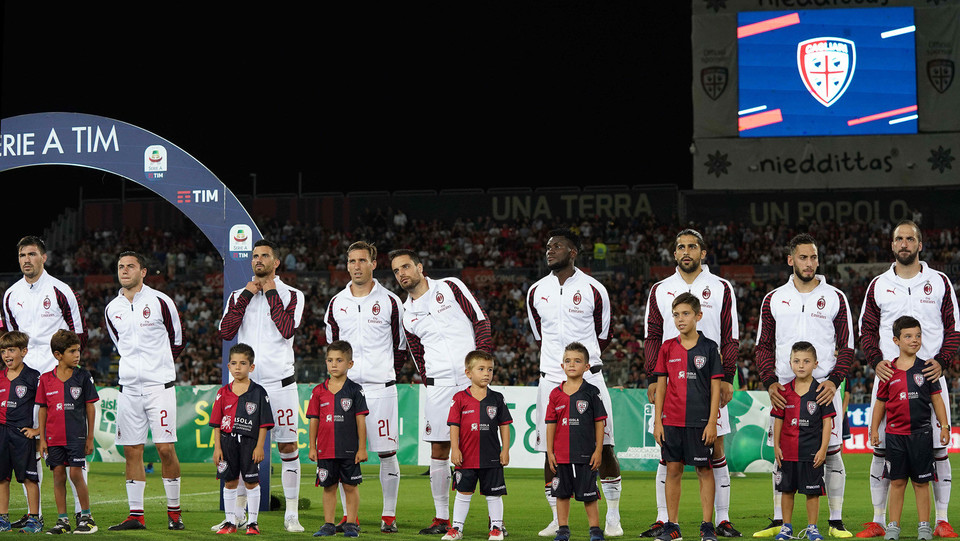 Milan in campo ©