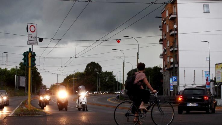Tiene il caldo, ma arriva la pioggia: il meteo del 17 e del 18 settembre