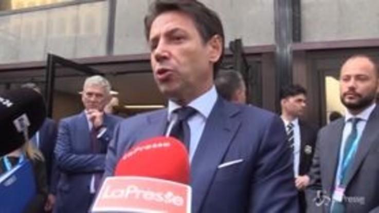 """Comissario Genova, Conte: """"Sarà colui che garantirà la ricostruzione al più presto"""""""