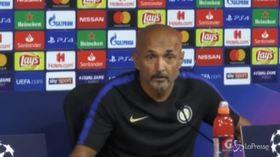 """Inter, Spalletti: """"Tottenham fortissimo, ma anche noi lo siamo"""""""