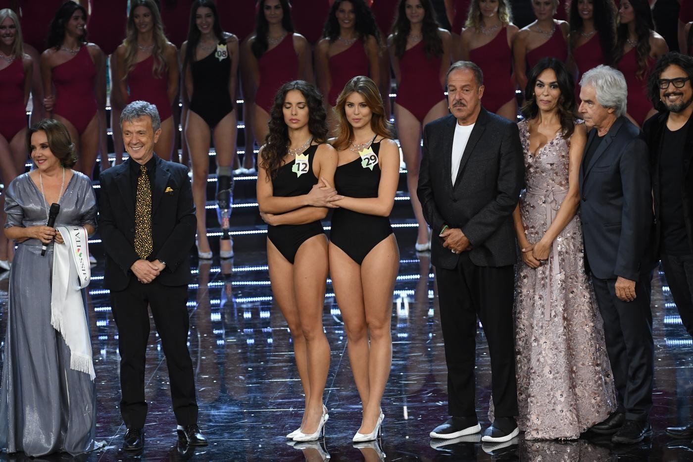 Miss italia 2018 è Carlotta Maggiorana: il momento dell'incoronazione