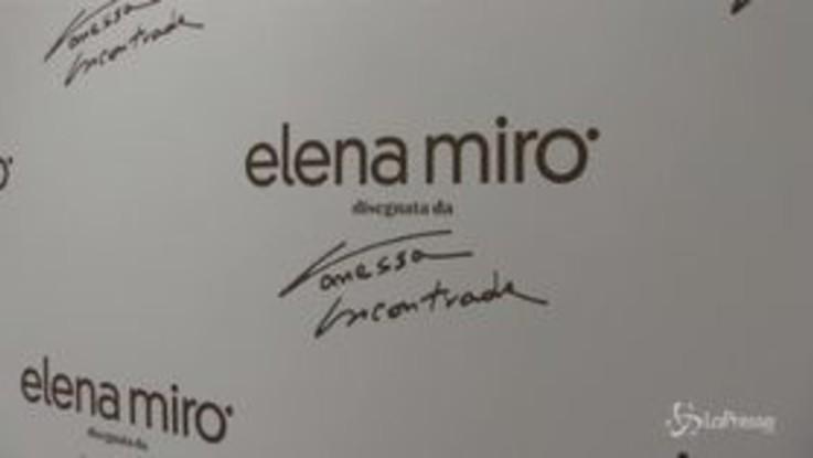 """Elena Mirò, Vanessa incontrada: """"Ecco la mia moda Slow living e attuale"""""""
