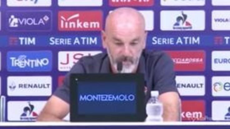 """Fiorentina, Pioli, """"Contro la Samp serve la miglior prestazione possibile"""""""