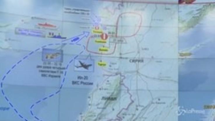 Siria: abbattuto per errore Jet russo con 15 militari, tensione tra Mosca e Israele