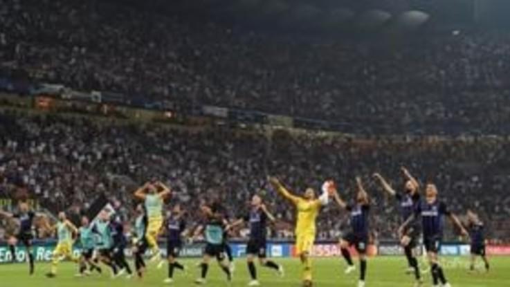 Champions: gioia Inter, rimpianto Napoli