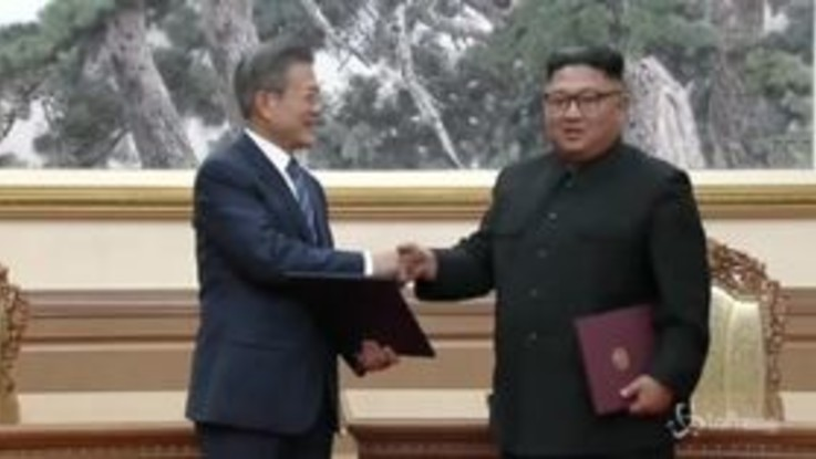 Firmata intesa tra le due Coree per bloccare il sito nucleare di Yongbyon