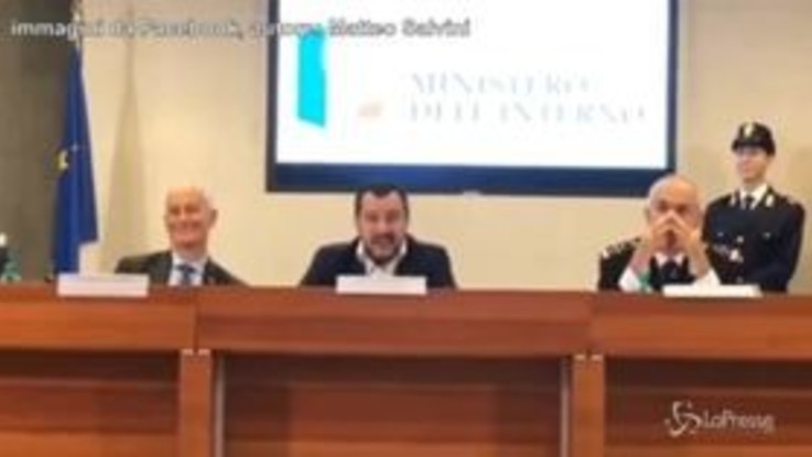 """Olimpiadi 2026, Salvini: """"Farò tutto il possibile perché siano in Italia """""""