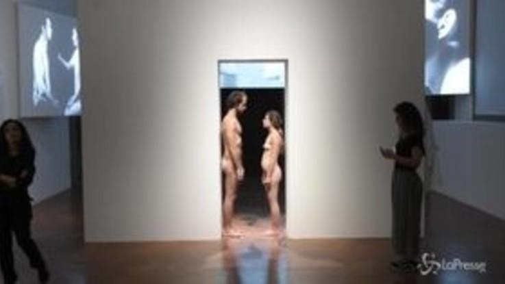 Dalle installazioni ai dipinti, Marina Abramovic in mostra a Firenze