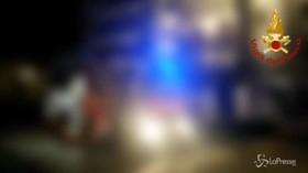 Esplode palazzina a San Martino Buon Albergo, ferito un passante