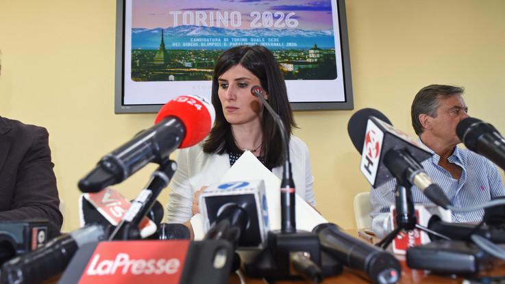 """Olimpiadi 2026, Appendino: """"Da irresponsabili andare avanti alla cieca. Torino non c'è perché manca trasparenza"""""""