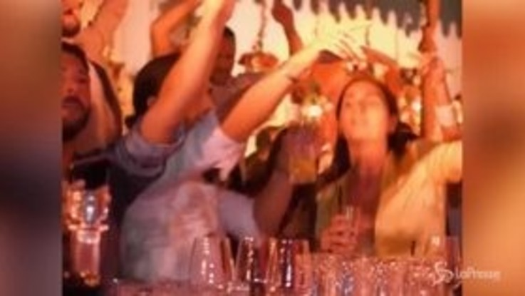 Matrimonio Ferragnez: su Instagram il video con i momenti più belli