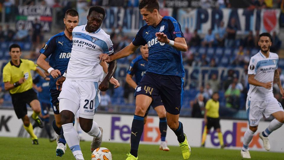 Caicedo, assist per L. Alberto ©