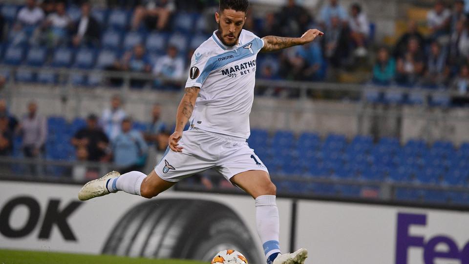 Luis Alberto di freddezza: è 1-0 Lazio ©