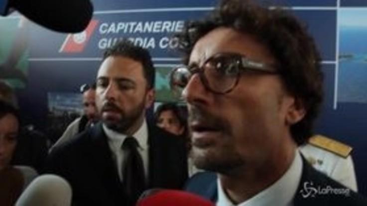 """Ponte Morandi, Toninelli: """"Il Commissario avrà tanti poteri, dovrà essere ineccepibile"""""""