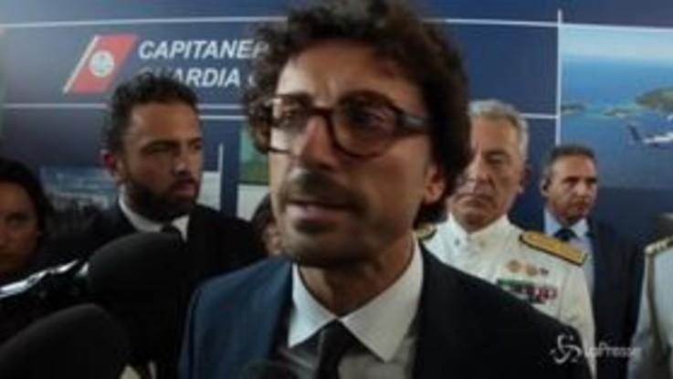 """Ponte Morandi, Toninelli: """"Nessun pregiudizio sulla Gronda"""""""