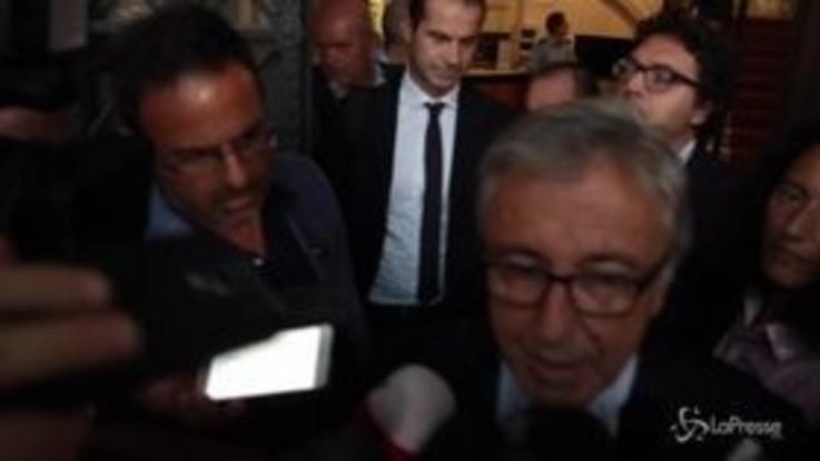 """Ponte Morandi, Castellucci: """"Dodici mesi per la ricostruzione"""""""