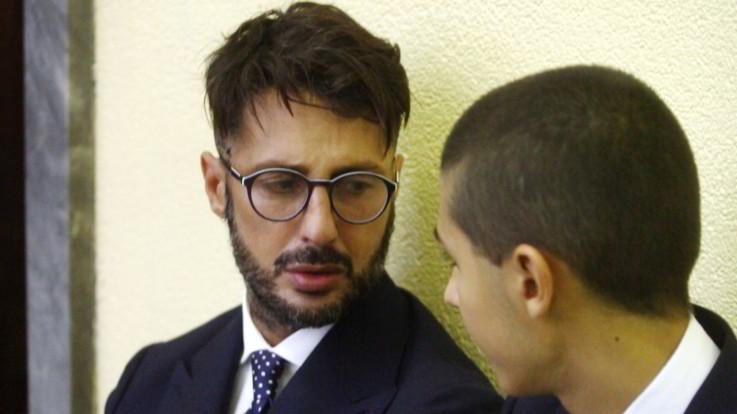 """Soldi nel controsoffitto, sei mesi a Fabrizio Corona: """"Mi hanno dato del mafioso, vittoria per mio figlio"""""""