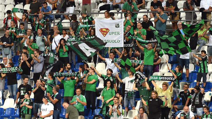 Serie A, Sassuolo-Empoli: 3-1 | Fotoracconto