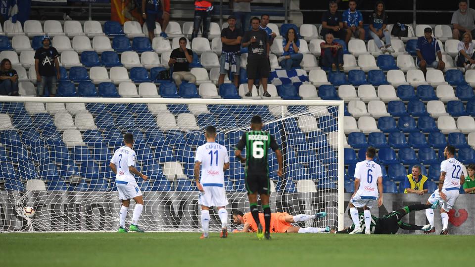 Boateng realizza il gol del pareggio ©