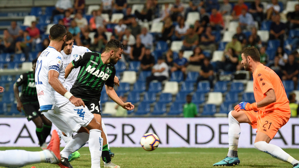 Il gol di Di Francesco ©