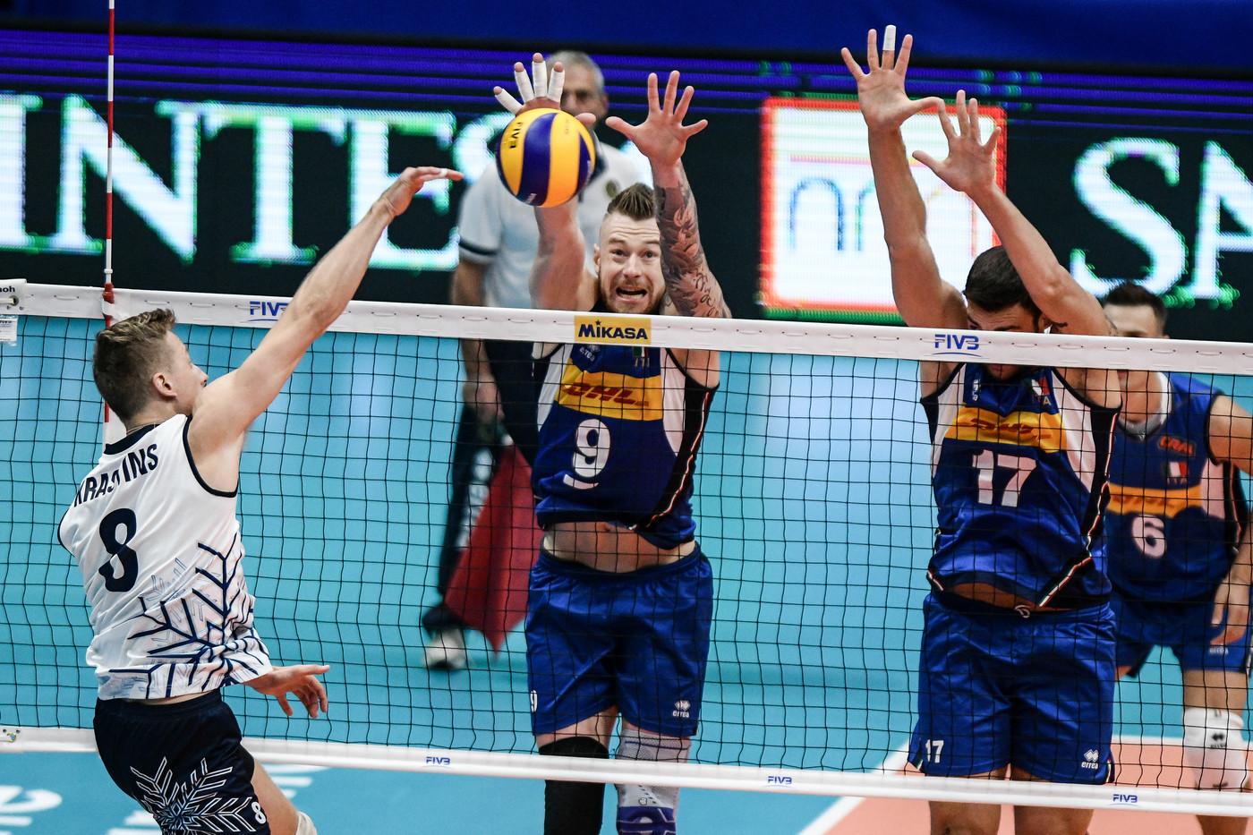 Volley, strapazzata la Finlandia (3-0). L'Italia inizia bene la seconda fase