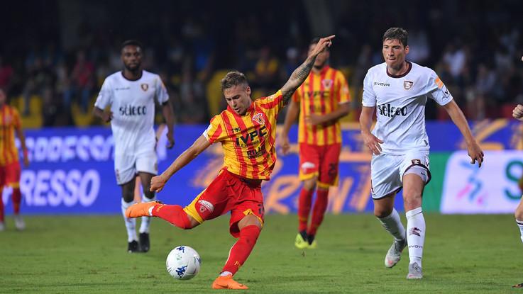 Serie B quarta giornata Benevento Salernitana