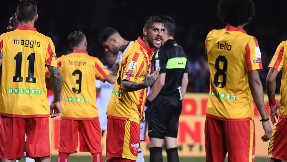 Serie B: Benevento-Salernitana 4-0 ©