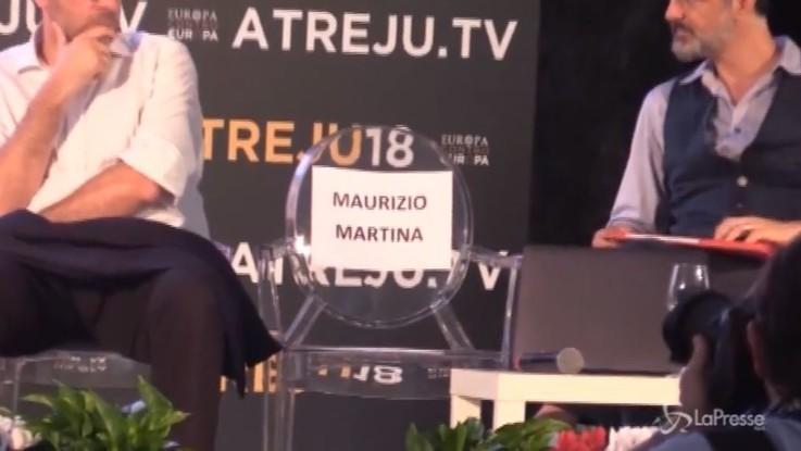 Atreju, Martina non va alla kermesse di Fratelli d'Italia: la sedia rimane vuota