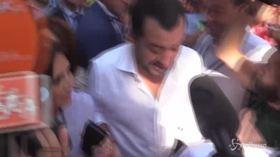 """Finanziamento ai partiti, Salvini: """"Testo condiviso con M5s, nessun problema a pubblicare contributi"""""""