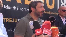 """Fico: """"Io e Di Maio molto uniti. L'audio di Casalino? Assurdo che giornalisti facciano uscire fonti"""""""